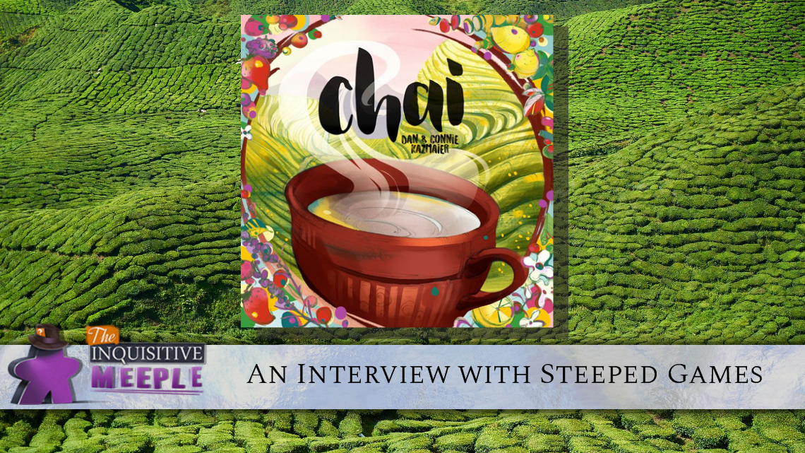 Tea Time with Steeped Games