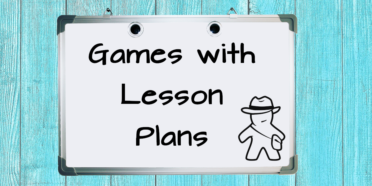 Games With Lesson Plans