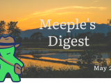 Meeple's Digest: May 2021